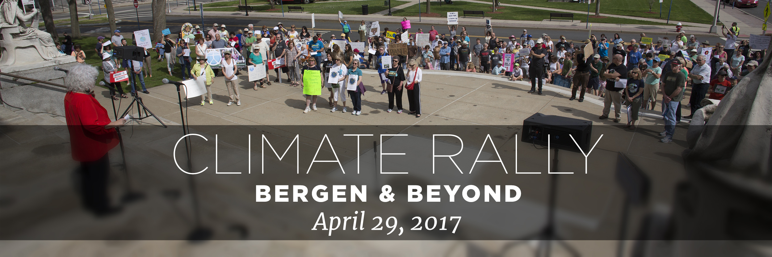 Climate Rally: Bergen & Beyond